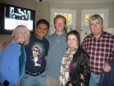 Denise, Oscar, Jay, Susan, Al