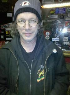 Steve Kimock w BDFC button