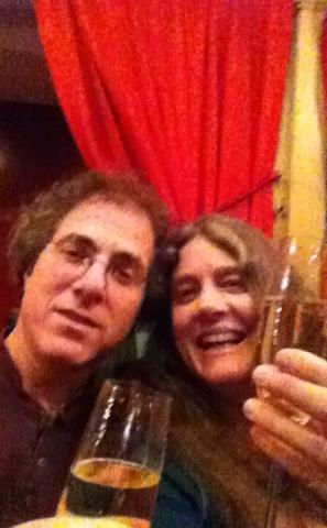 More cheers to Bob and the Royal Albert Hall!