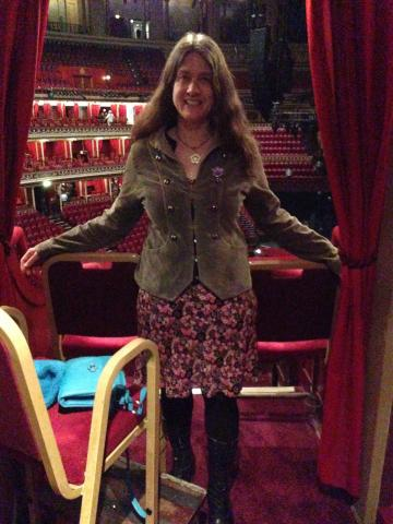 Me at Royal Albert Hall